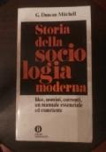 Storia della sociologia moderna: idee, uomini, correnti, un manuale essenziale ed esauriente