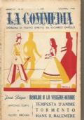 LA COMMEDIA Anno V n. 9, Marzo 1949