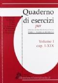 Quaderno di esercizi per lingua latina per se illustrata, Pars I - Familia Romana