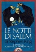Le notti di Salem. Stephen King. Bompiani. 1988.