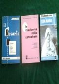 Lotto 3 libri temi di predicazione Maria