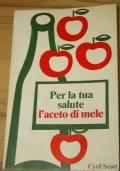 Per la tua salute l'aceto di mele