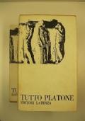 Opere. - 2 voll. - In copertina : Tutto Platone