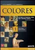 COLORES 1 - dalle origini all'età di Cesare (cultura e letteratura latina, testi, percorsi tematici)