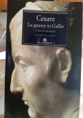 Le guerre in Gallia Cesare