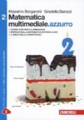 MATEMATICA MULTIMEDIALE.AZZURRO 2 + LIBRO DIGITALE MULTIMEDIALE CON TUTOR + COSTRUIRE COMPETENZE DI MATEMATICA