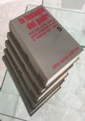 La teologia dei Padri (testi dei padri latini greci orientali scelti e ordinati per temi) 5 volumi