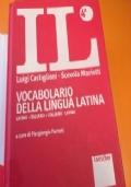 IL Vocabolario della lingua latina (IV edizione)