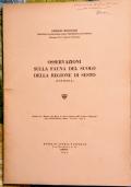 Osservazioni sulla fauna del suolo della regione di Sesto (Pusteria)