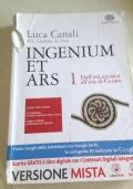 Ingenium et Ars 1, dall'età arcaica all'ètà di cesare