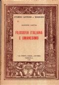 Filosofia italiana e umanesimo