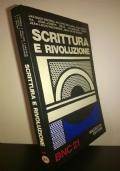 Scrittura e rivoluzione