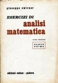 Esercizi di analisi matematica Vol 1