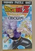 Dragon Ball Z Crucigame. n.7. Con adesivi