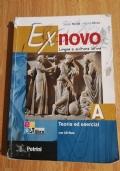 Ex novo - lingua e cultura latina. Volume A - teoria ed esercizi.