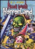 horror land, l'urlo della maschera maledetta