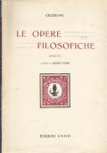 Le opere filosofiche (scelta)