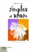 simplex et unum - Esercizi 2
