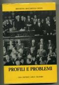 PROFILI E PROBLEMI