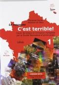 LE NOUVEAU C'EST TERRIBLE 1 - CON CD-AUDIO - VOLUME 1