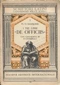 I tre libri De officiis