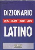 DIZIONARIO ITALIANO-LATINO LATINO-ITALIANO
