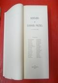 C.NAPOLEONI (A CURA DI)-DIZIONARIO DI ECONOMIA POLITICA-ED.DI COMUNITà-1956