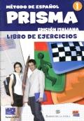 Prisma 1: edición italiana. Libro de ejercicios