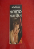GERHARD ZWERENZ-IL MATRIMONIO DI MARIA BRAUN-RIZZOLI-1981