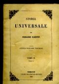 STORIA UNIVERSALE TOMO II PARTE I