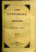 STORIA UNIVERSALE TOMO III PARTE II