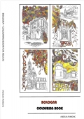 Bologna - coloring book - libro da colorare