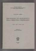 Le cinquecentine della biblioteca capitolare del duomo di Monza