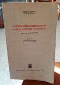 IL DIRITTO PUBBLICO ECCLESIASTICO DOPO IL CONCILIO VATICANO II PROBLEMI E PROSPETTIVE
