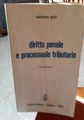 DIRITTO PENALE E PROCESSUALE TRIBUTARIO