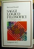 Saggi logico-filosofici