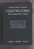 Codice penale + codice di procedura penale e leggi complementari –1991 Simone