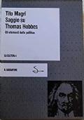 Saggio su Thomas Hobbes. Gli elementi della politica.