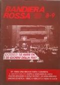 BANDIERA ROSSA Giornale dell'Associazione Quarta Internazionale n. 10 gennaio '91