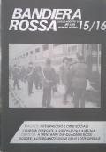 BANDIERA ROSSA Giornale dell'Associazione Quarta Internazionale n. 29/30 novembre-dicembre '92
