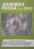 BANDIERA ROSSA Giornale dell'Associazione Quarta Internazionale n. 65 dicembre 1996 - gennaio 1997