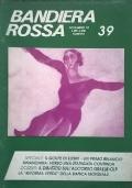 BANDIERA ROSSA Giornale dell'Associazione Quarta Internazionale n. 19/20 novembre-dicembre '91
