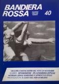 BANDIERA ROSSA Giornale dell'Associazione Quarta Internazionale n. 24 maggio '92