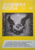 BANDIERA ROSSA Giornale dell'Associazione Quarta Internazionale n. 31 gennaio-febbraio '93