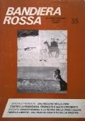 BANDIERA ROSSA Giornale dell'Associazione Quarta Internazionale n. 80 giugno-luglio 1998