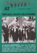 BANDIERA ROSSA Giornale dell'Associazione Quarta Internazionale n. 4 maggio-giugno '90