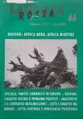 BANDIERA ROSSA Giornale dell'Associazione Quarta Internazionale n. 13 aprile-maggio '91
