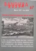 BANDIERA ROSSA Giornale dell'Associazione Quarta Internazionale n. 36/37 luglio-agosto '93