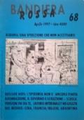 BANDIERA ROSSA Giornale dell'Associazione Quarta Internazionale n. 48 novembre '94