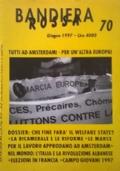 BANDIERA ROSSA Giornale dell'Associazione Quarta Internazionale n. 42 marzo '94